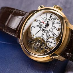 HANDS ON: The Audemars Piguet Millenary Quadriennium