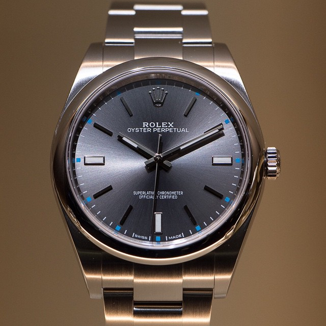 The History of Rolex  The Vintage Watch Company