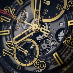HUBLOT BIG BANG UNICO FULL MAGIC GOLD-3