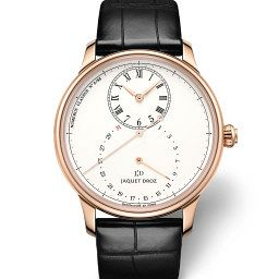 PRE-BASEL: The Jaquet Droz Grande Seconde Deadbeat