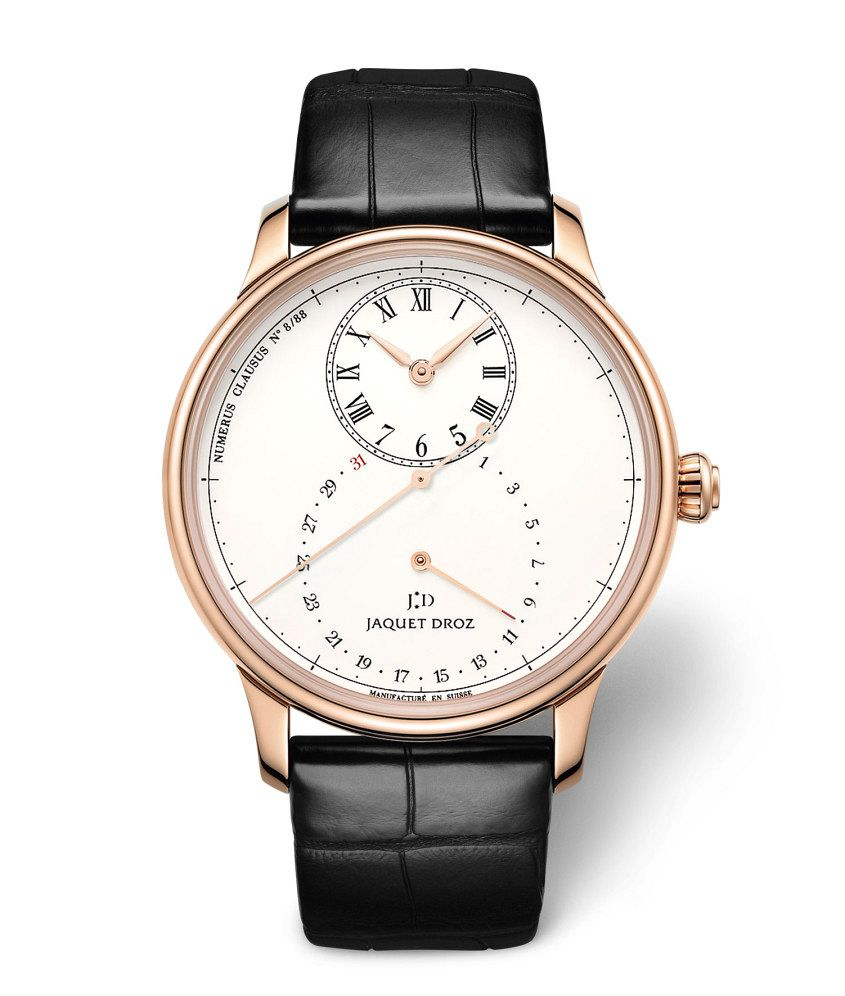 Jaquet-droz-frande-second-deadbeat-front