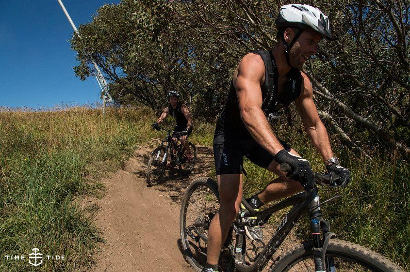 Mountain bike leg madness