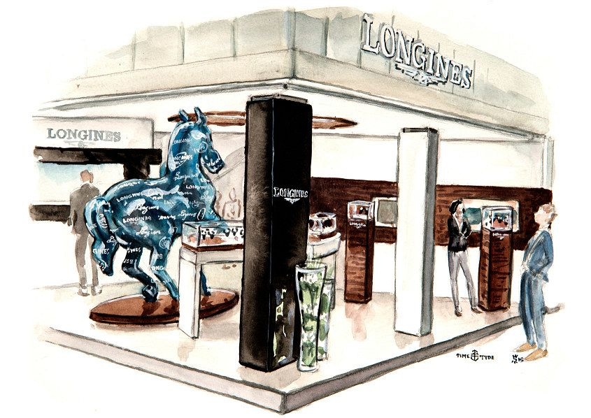 Longines-Booth