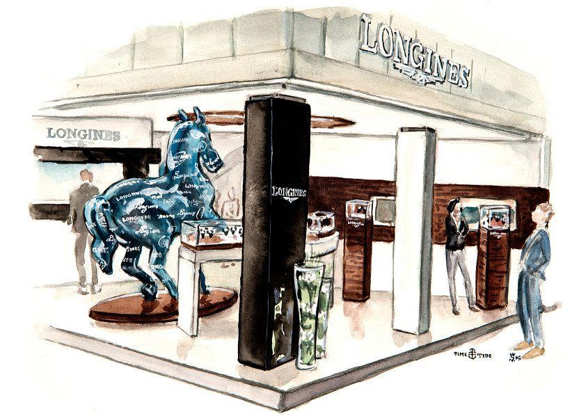 Longines-Booth
