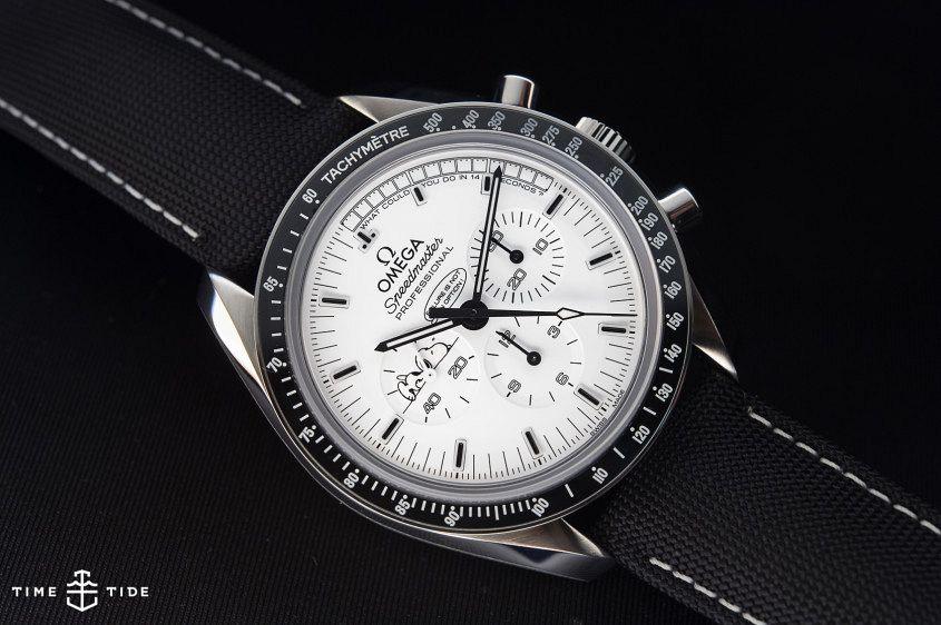 Omega-speedmaster-apollo-13-silver-snoopy
