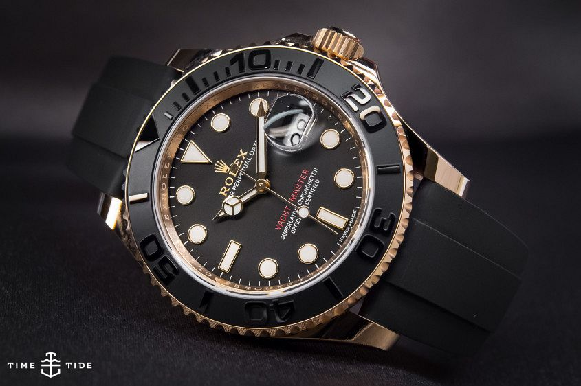 Rolex Oyster Perpetual Yacht-Master 116655-1