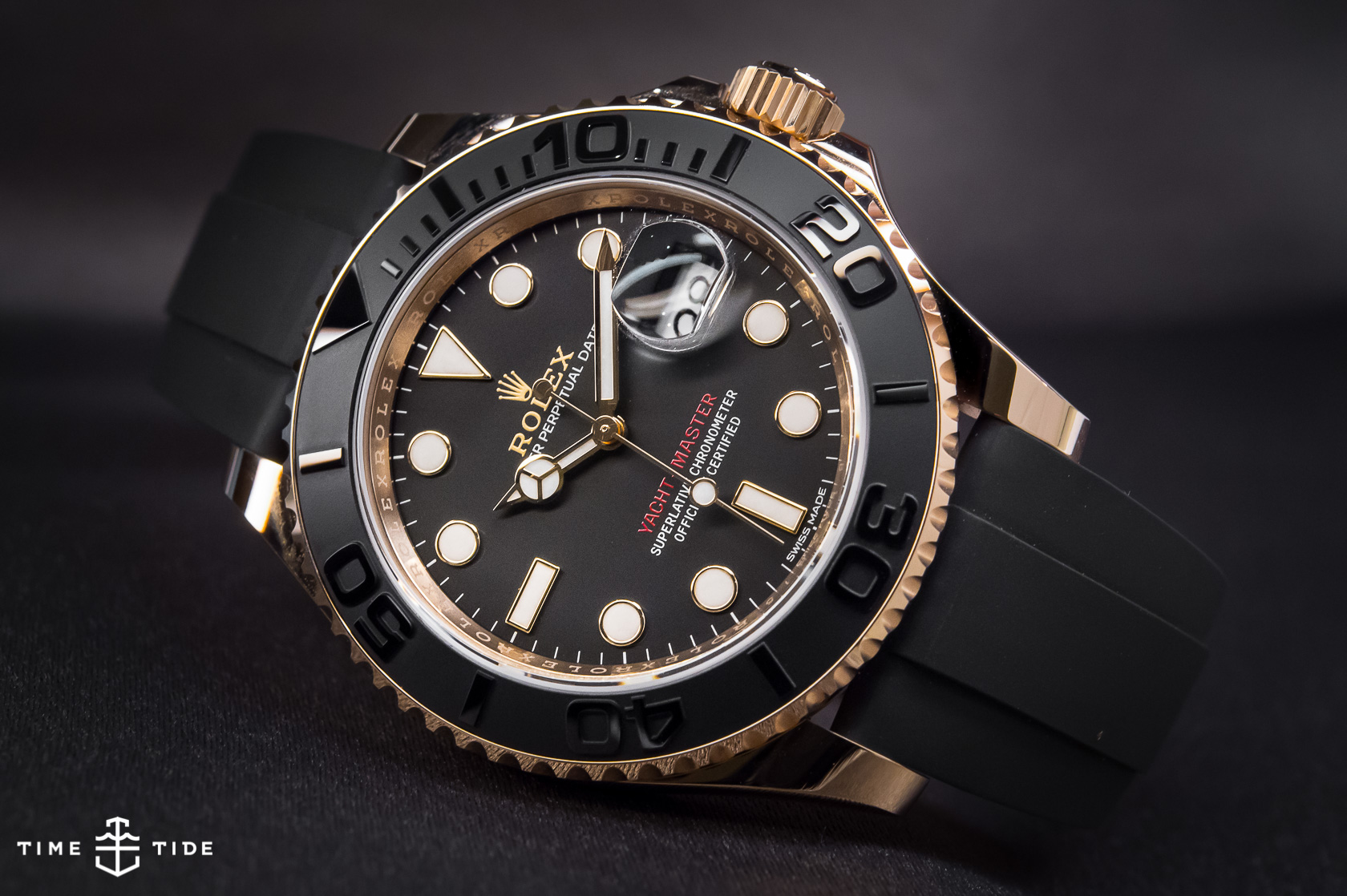 Omega Yacht Master Watch