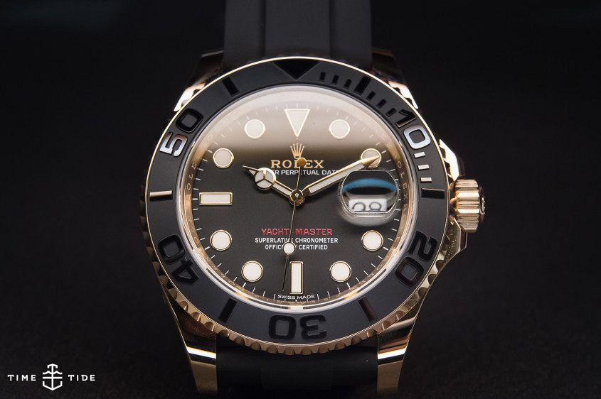 Rolex Oyster Perpetual Yacht-Master 116655-4