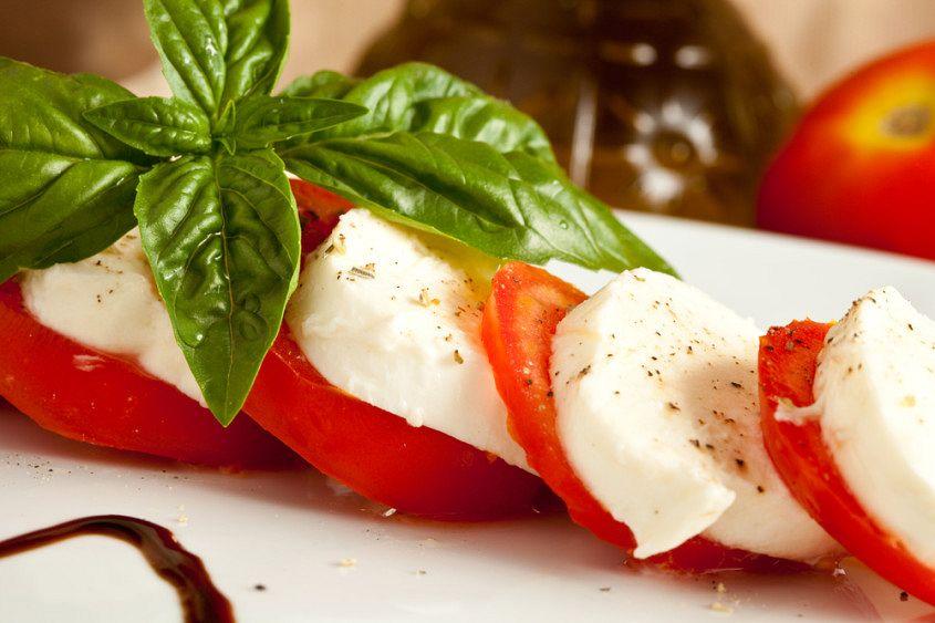 Tomato-Mozzarella-