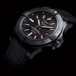 INTRODUCING: The Breitling Avenger Blackbird 44