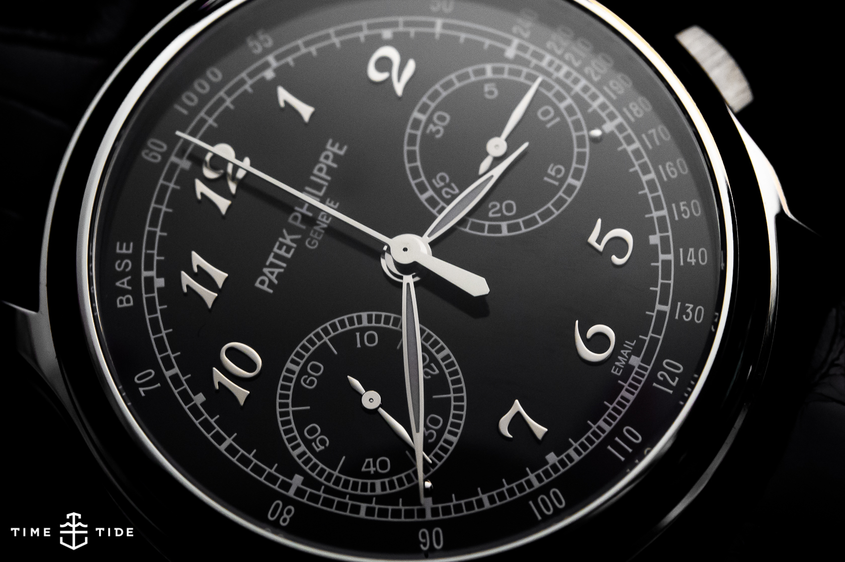 Patek Philippe split-seconds chronograph Ref.5370P-1