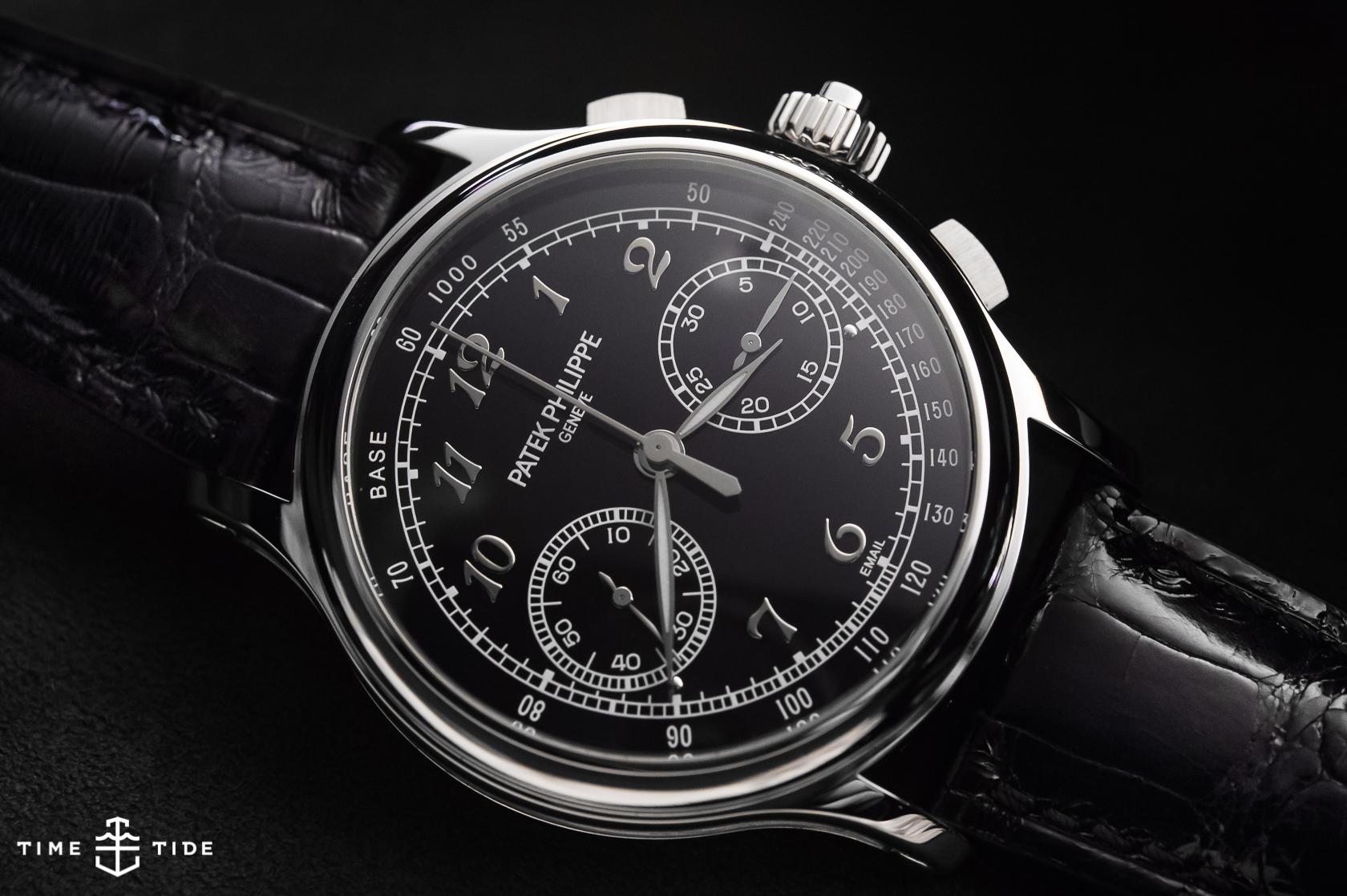 Patek Philippe split-seconds chronograph Ref.5370P-2
