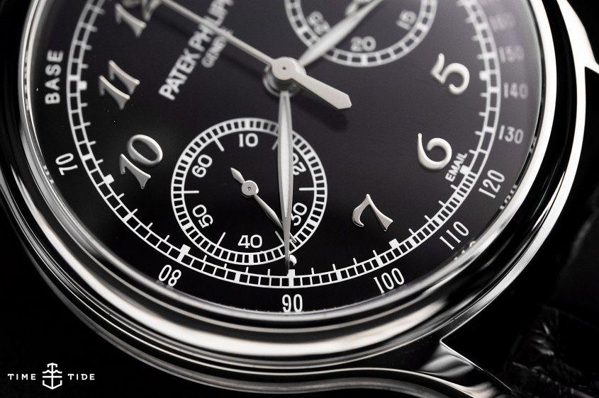 Patek Philippe split-seconds chronograph Ref.5370P-3