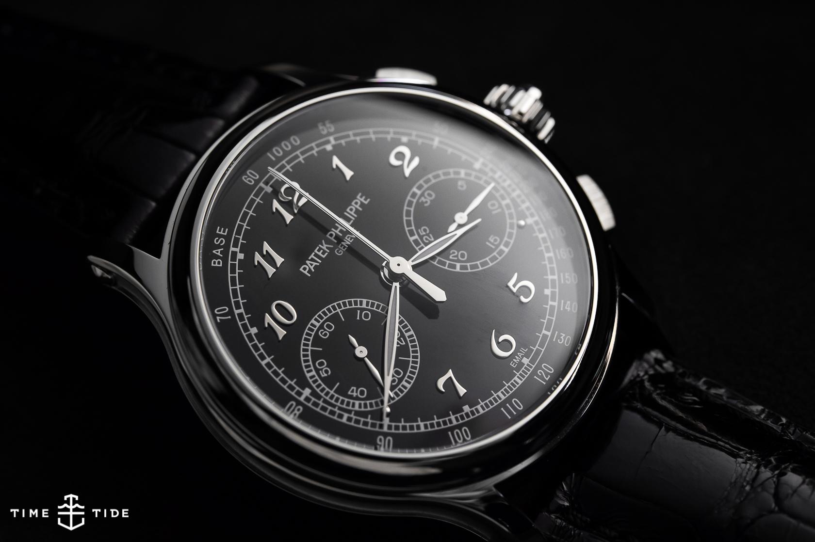 Patek Philippe split-seconds chronograph Ref.5370P-4