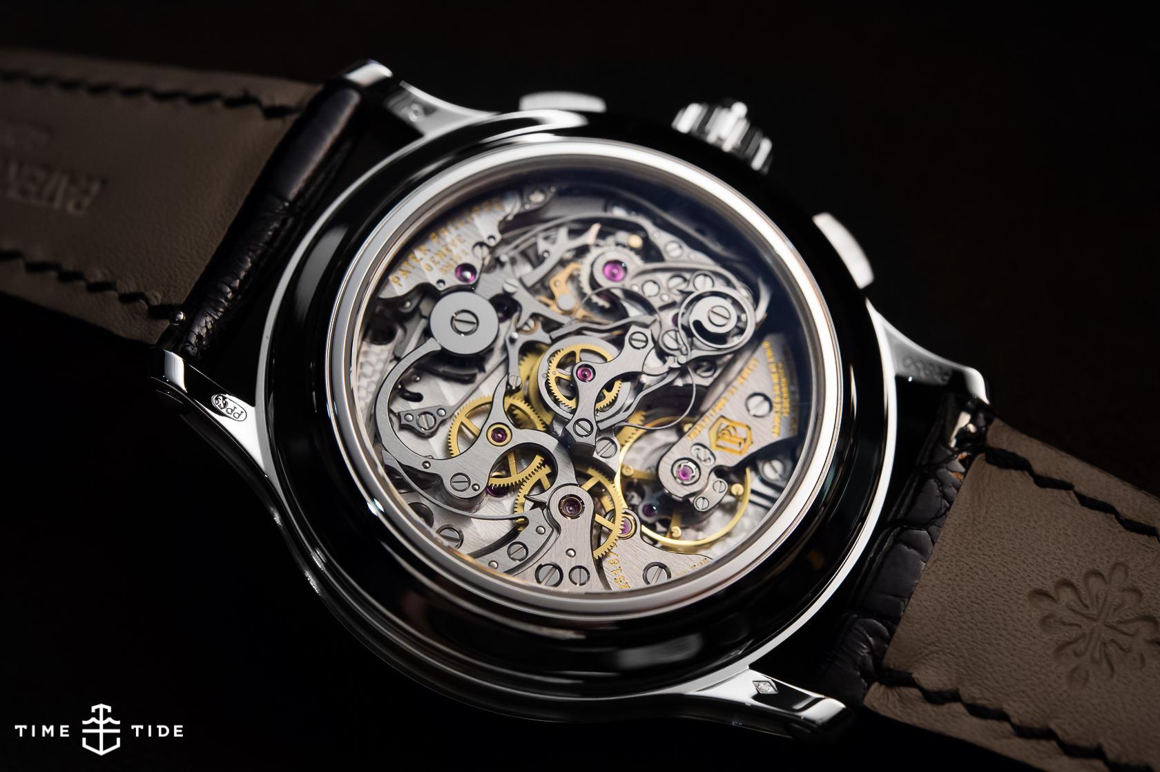 Patek Philippe split-seconds chronograph Ref.5370P-5