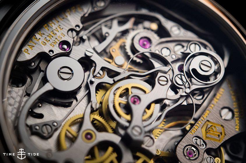 Patek Philippe split-seconds chronograph Ref.5370P-7