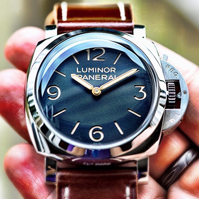 If you're thinking of buying a Panerai spend some time at @wristmachine - it will end your resistance. ️