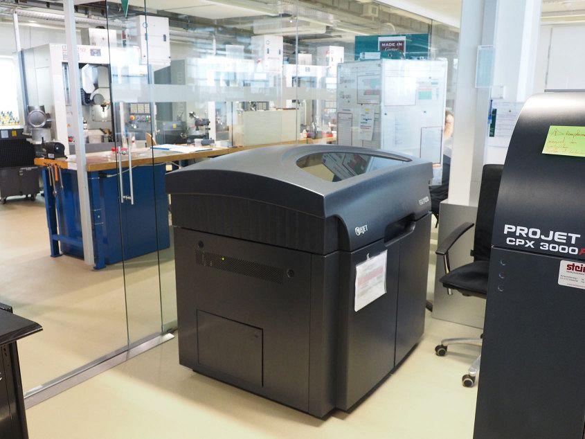 Cartier 3D Printing