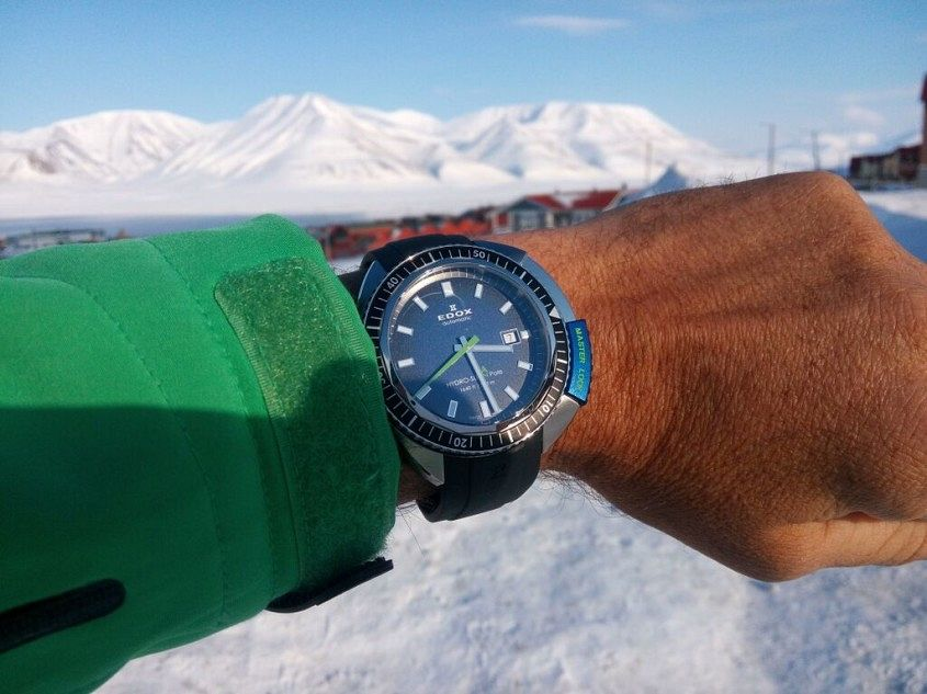 Edox-hydrosub-north-pole