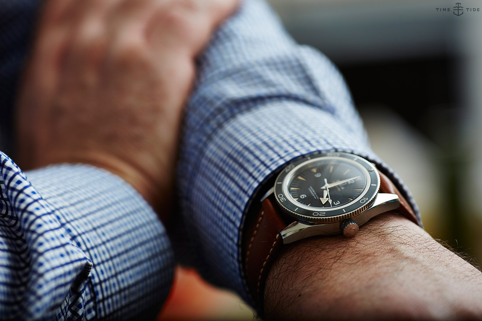 In Depth The Omega Seamaster 300 Master Co Axial Time