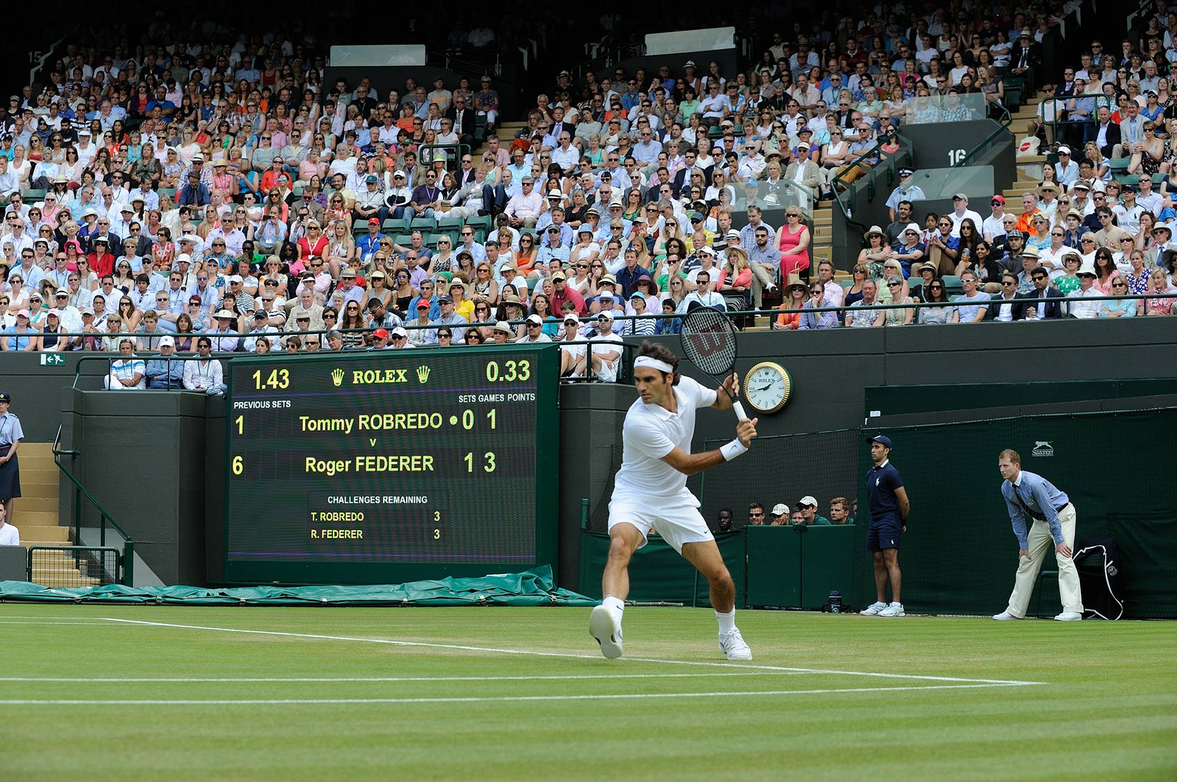Rolex and Wimbledon: A Tradition of Excellence – Insight