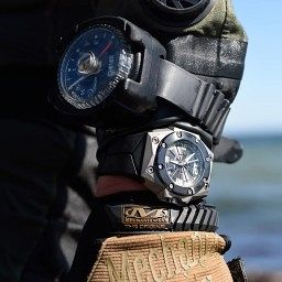 NEWS: Linde Werdelin announce the Oktopus Frogman, made exclusively for the Danish Frogman Corps