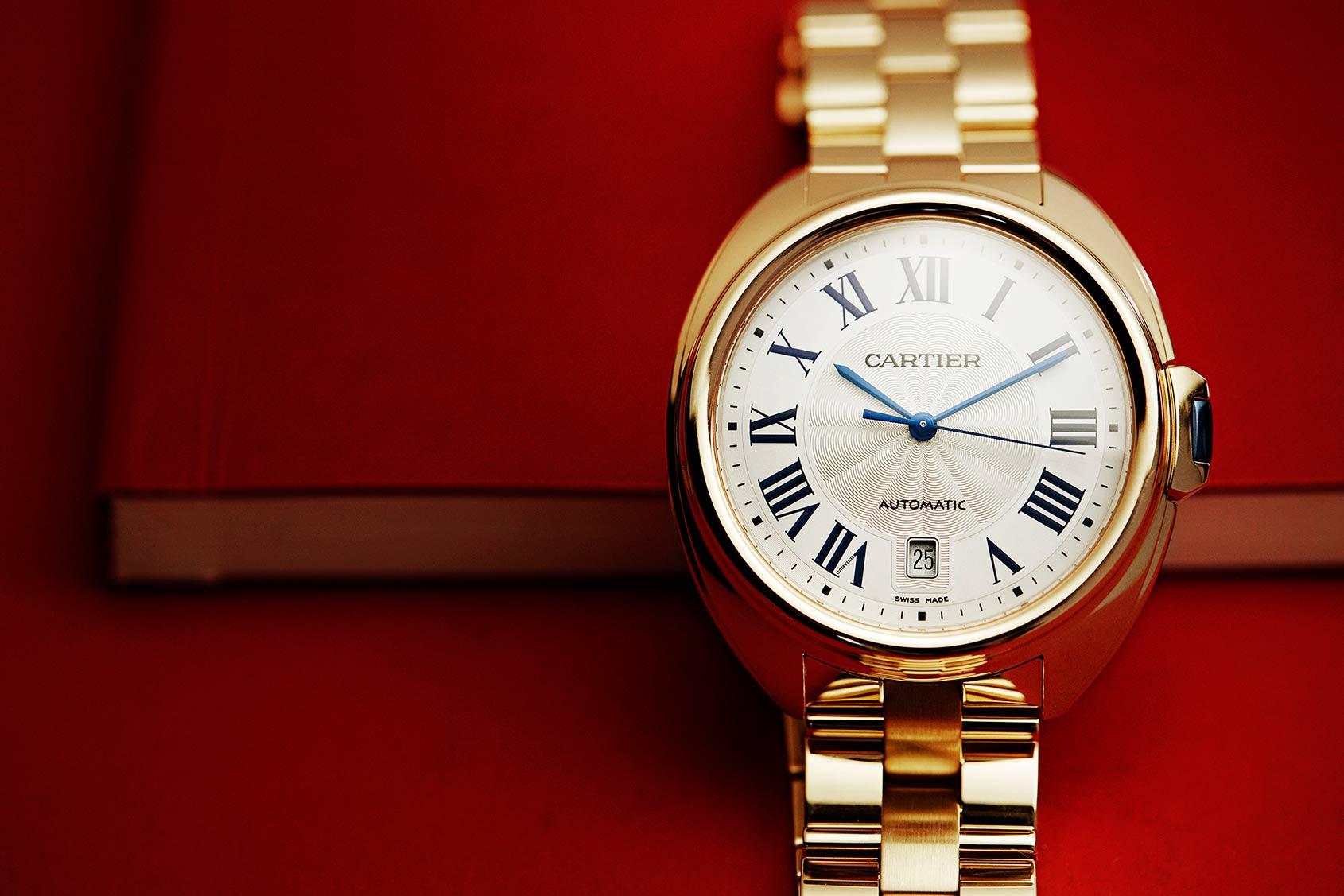 Cartier Cle De Cartier Watches Ladies