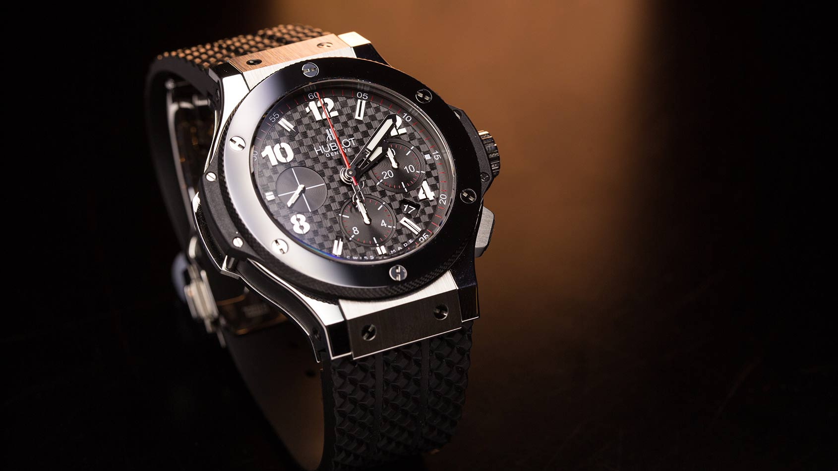 in depth the hublot big bang time and tide watches. Black Bedroom Furniture Sets. Home Design Ideas