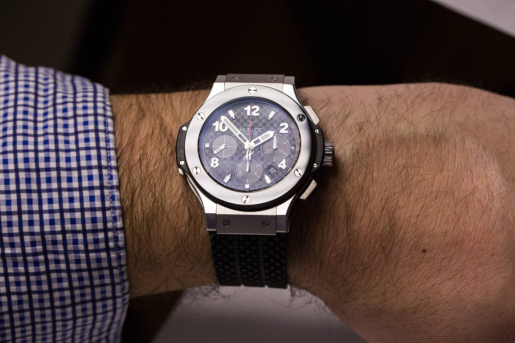 In Depth The Hublot Big Bang Time And Tide Watches