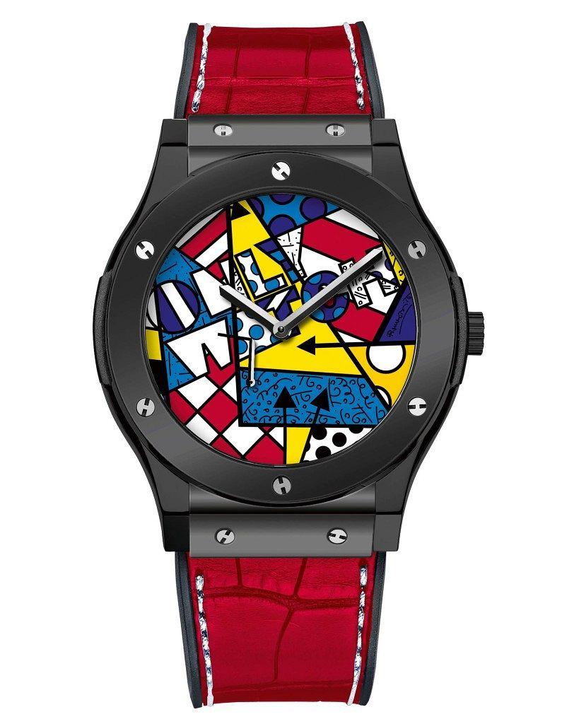 Hublot-only-horloge