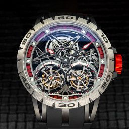 HANDS-ON: The Roger Dubuis Excalibur Spider Double Flying Tourbillon