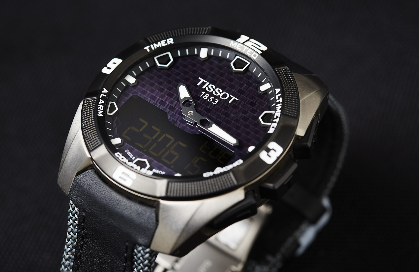 IN-DEPTH: The Tissot T-Touch Expert Solar