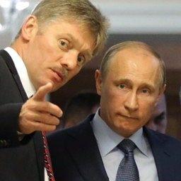 NEWS: Putin's press secretary accused of corruption over Richard Mille watch
