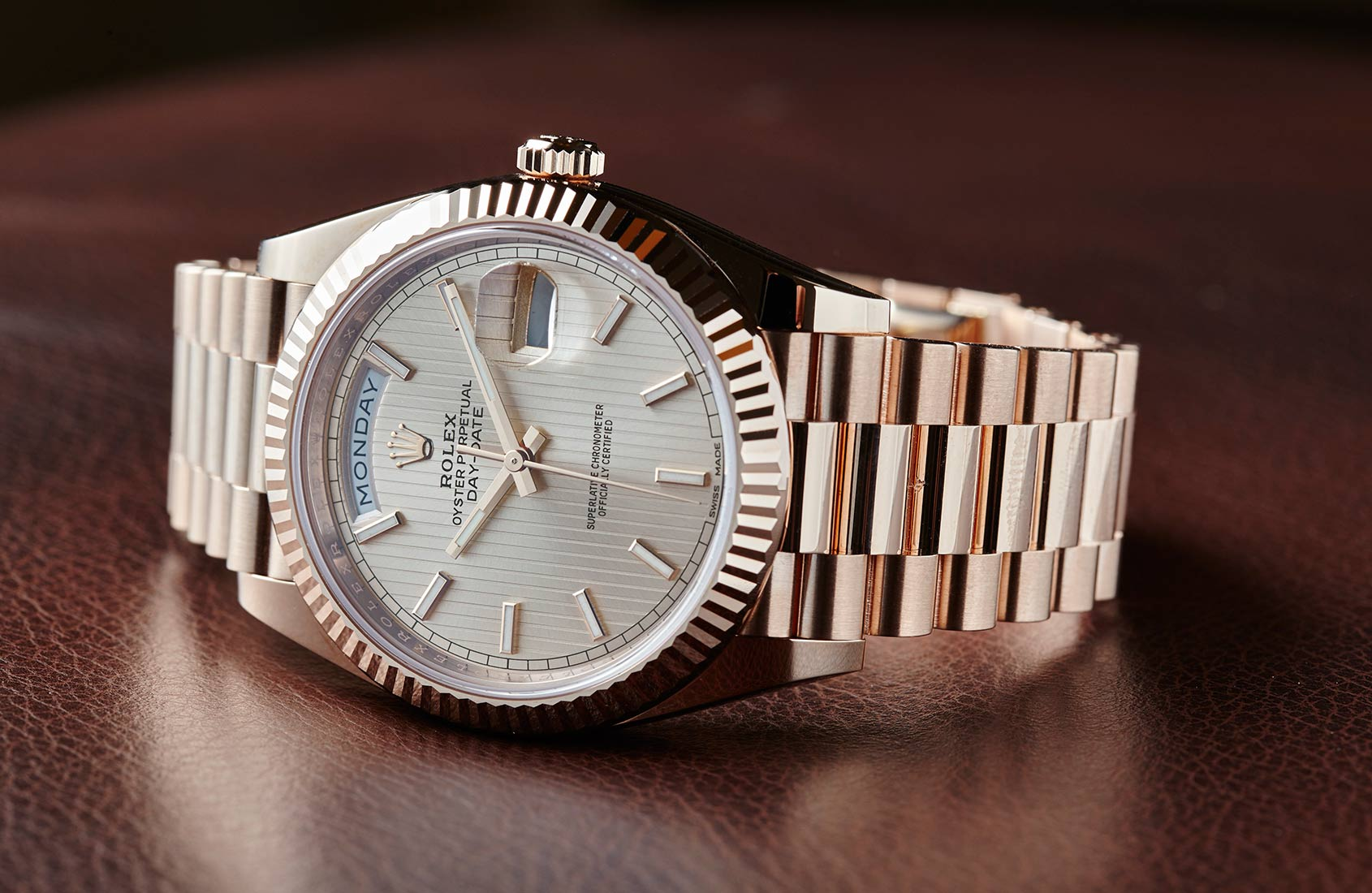 IN-DEPTH: The Rolex Oyster Perpetual Day-Date 40 ref ...