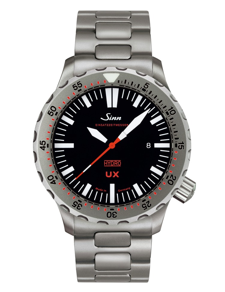 1f39fba7c9bf German brand Sinn is famous for their over-engineered watches. The UX is no  exception