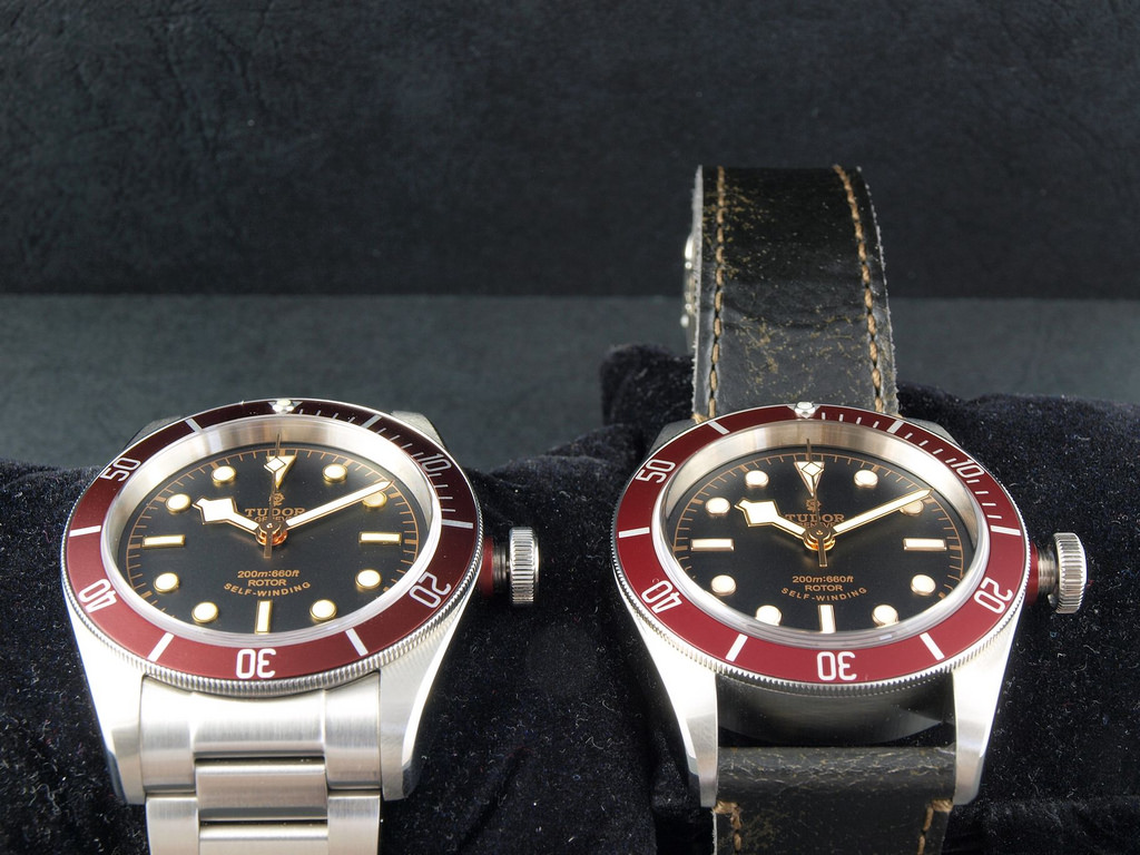 Fake Tudor Black Bay Versus the Real McCoy: How to Tell the