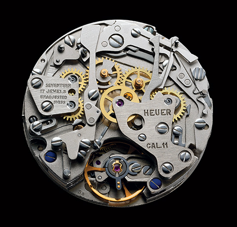 Heuer-Calibre-11-movement