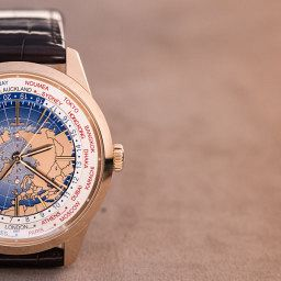 HANDS-ON: The Jaeger-LeCoultre Geophysic Universal Time