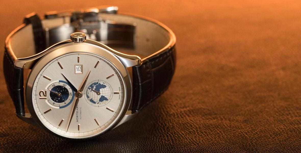 Montblanc копии часов