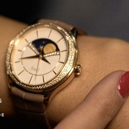 GONE IN 60 SECONDS: Piaget Limelight Stella video review