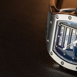 VIDEO: Part 2, Richard Mille's horologist explains the RM69 Erotic Tourbillon