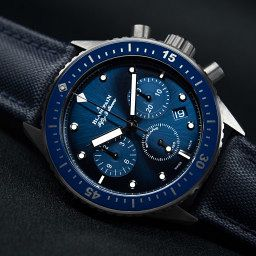 HOLIDAY BUYING GUIDE: The Blancpain Ocean Commitment Bathyscaphe Flyback Chronograph