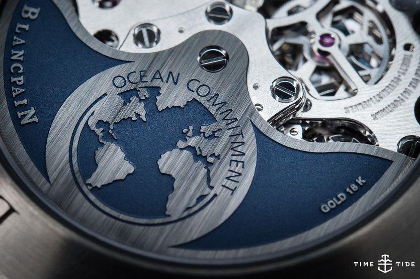 Blancpain Ocean Commitment Bathyscaphe Flyback Chronograph -4