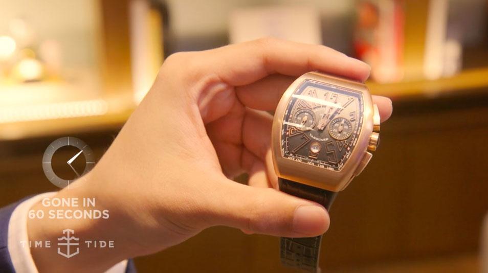 Наручные часы Franck Muller Оригиналы Выгодные