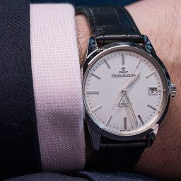 GONE IN 60 SECONDS: Jaeger-LeCoultre Geophysic True Second video review
