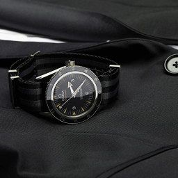 James Bond Omega Seamaster 300 spectre Swiss Watch Luxury