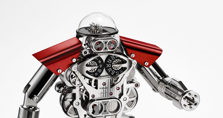 MB&F Melchior Only Watch 2