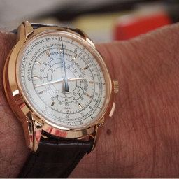 MY WATCH STORY: Julian's Patek Philippe 5975-R (175th anniversary multi-scale chronograph)
