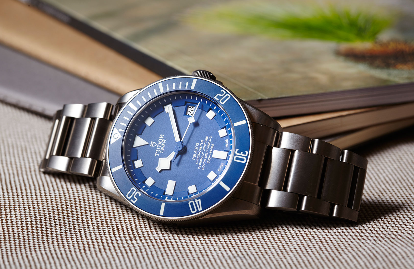 Holiday buying guide the tudor pelagos time and tide - Tudor dive watch price ...