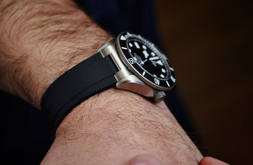 In Depth The Tudor Pelagos Time And Tide Watches